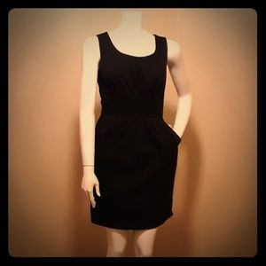 Mossimo LBD Little Black Dress with Pockets!